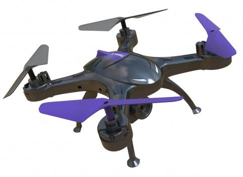 купить Квадрокоптер Hiper HQC-0003 Falcom X FPV в Барнауле и Горно-Алтайске