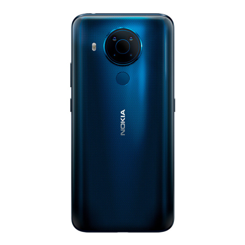 купить Nokia 5.4 DS 6/64Gb Blue в Барнауле и Горно-Алтайске фото 2