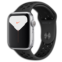 купить Apple Watch Series 5 44mm Case Space Grey Aluminium Nike Sport Band Anthracite/Black в Барнауле и Горно-Алтайске