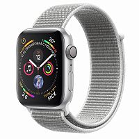 купить Apple Watch Series 4 44mm Case Silver Aluminium Sport Loop Seashell в Барнауле и Горно-Алтайске