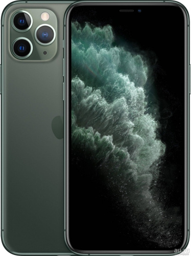 купить Apple iPhone 11 Pro Max 64 Gb Green в Барнауле и Горно-Алтайске фото 2