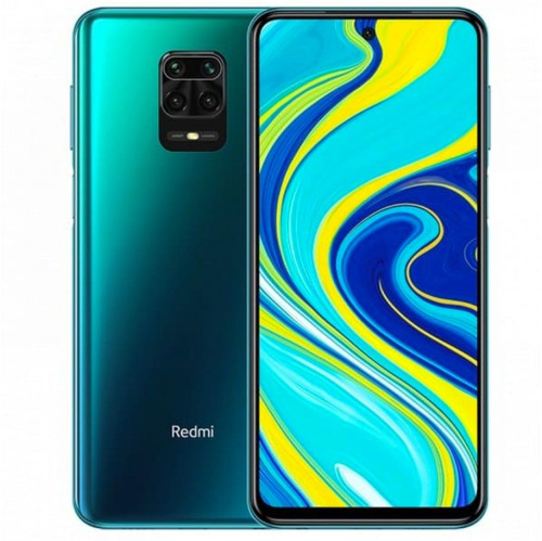 купить Xiaomi Redmi Note 9S 64Gb Blue в Барнауле и Горно-Алтайске фото 2